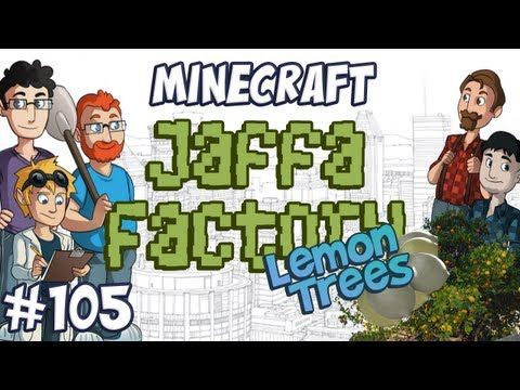 Jaffa Factory 105 - Lemon Trees