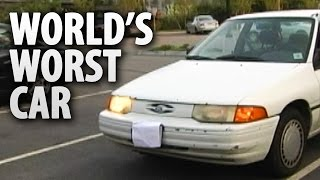 1993 Ford Escort - The World