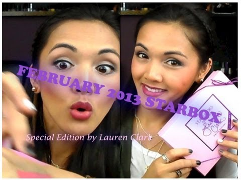 February 2013 Starbox SPECIAL Edition by Lauren Clark