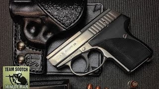 The Smallest Pistol  Seecamp 32 ACP