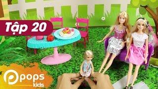 Chị Hai Bé Xíu- Tập 20 - Sinh Nhật Barbie - Búp Bê Barbie