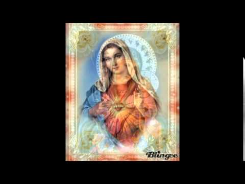 Молебень до Пречистої Діви Марії