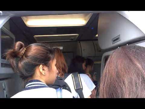 Departure at Puerto Princesa Airport :)