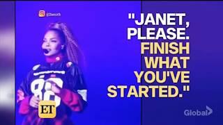 Janet Jackson-E.T.-9 Juillet 2018
