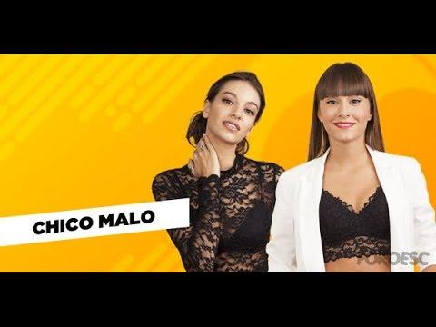 "AITANA Y ANA GUERRA "" LO MALO""  OT 2017- EUROVISIÃ""N (LETRA)"