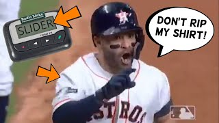 ASTROS CAUGHT CHEATING AGAIN? (Buzzers)