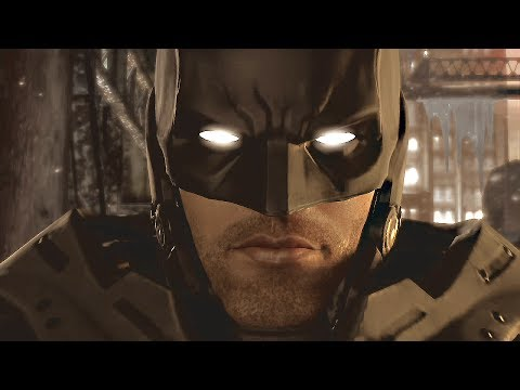 Batman Arkham Origins Cold Cold Heart DLC Mr. Freeze