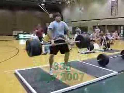 Power Clean 325 and 335 Image 1