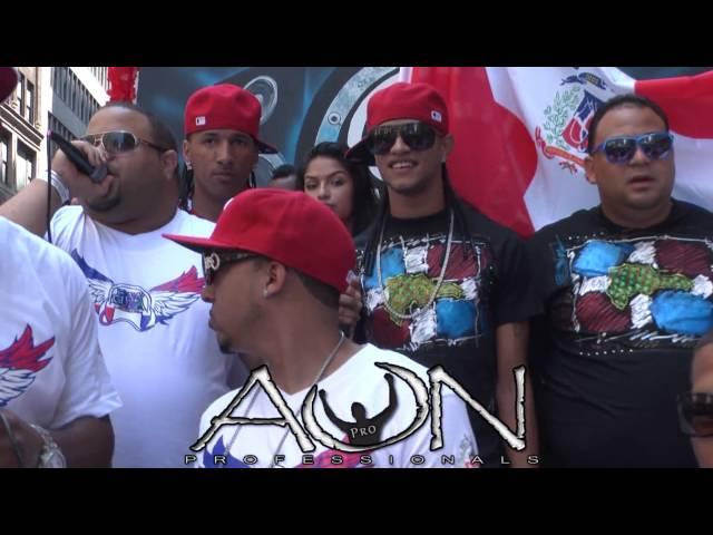 AON Pro - Dominican Parade 2010 w/ Mozart La Para