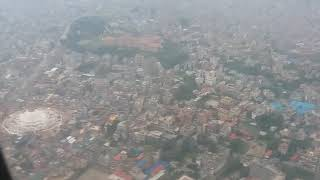 Famous soyambhu temple from 1600 Feet height