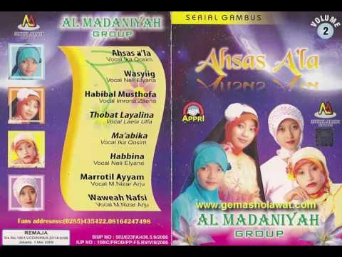 Full Album QOsidah Asyik Al Madaniyah Pekalongan Album Ahsas Ala