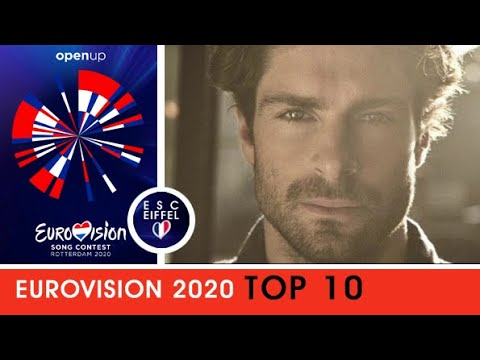 EUROVISION 2020 | TOP 10 (+France)