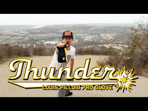 Sector 9 Product Guide | Thunder Glove - Louis Pilloni Pro Model