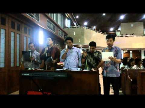 PALITO - O DEBATA TUNG LONGANG DO ROHANGKU (LIVE IN HKBP TAMAN MINI)