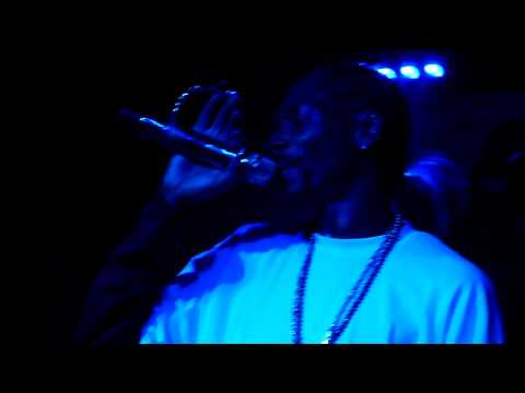 Snoop Dogg - Ain't No Fun - Live (hd) - Ace Of Spades - Sacramento, Ca - 9 15 11 video