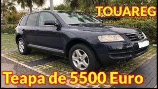 Teapa de 5500 Euro cu un VW TOUAREG de la un samsar din Oradea