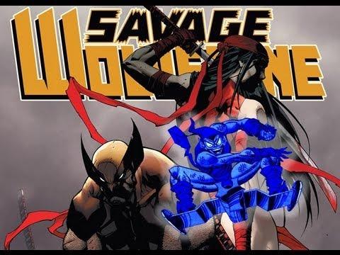 Savage Wolverine #8 Review