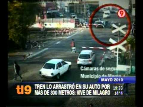 ACCIDENTES EN LAS VIAS COMPILADO