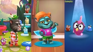 My Talking Tom 2 - Android Gameplay HD #8