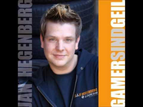 Jan Hegenberg - Gamer Sind Geil