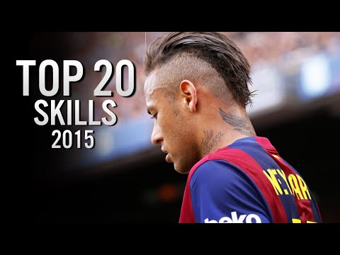 Neymar Jr ● TOP 20 SKILLS in 2015 | HD