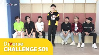 D1Verse Challenge   Guessing And Explaining K-POP Songs Using Body Gestures   EP 1
