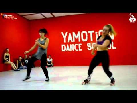 GAIKA & KAYA dancehall badman workshop BOMBA RASTA WEEKEND