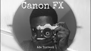Canon FX | The Japanese Renaissance Camera