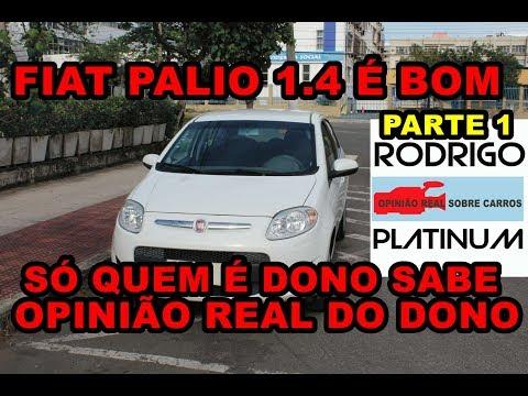 Fiat Palio 1.4 É Bom Só Quem é Dono Sabe Opinião Real do Dono Parte 1