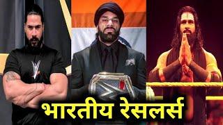WWE के 5 रेसलर्स जो भारतीय है |Top-05 WWE Indian Wrestler|