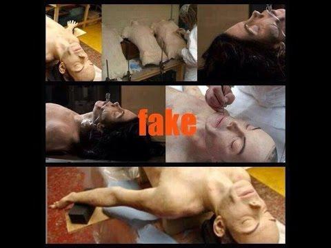 Michael Jackson Fake Body Pics