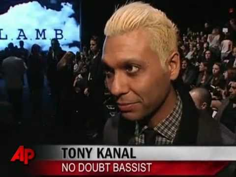 Gwen Stefani and Tony Kanal Interview (Fashion Week 2010)