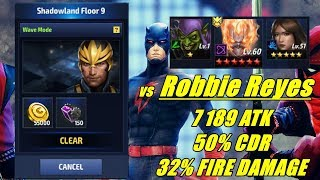 ANDAR 9 - Robbie Reyes / Shadowland Marvel Future Fight