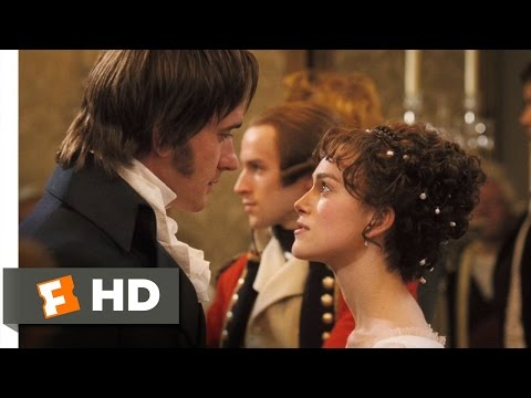 Pride & Prejudice (310) Movie CLIP - Elizabeth and Darcys Dance...