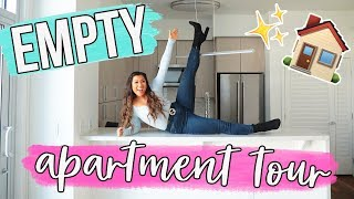 EMPTY APARTMENT/OFFICE TOUR!!
