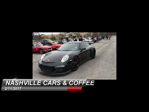 NASHVILLE CARS AND COFFEE 2/11/2017