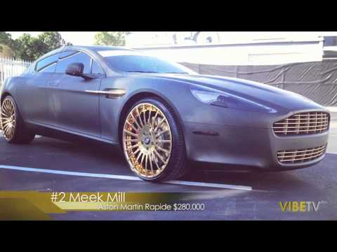 Top 5 Most Expensive Celebrity Cars
