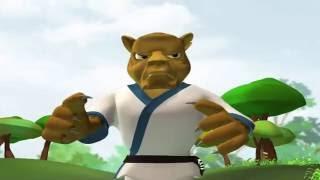 Phim Hoạt Hình Mới Nhất: Cuộc chiến giữa Hổ và Sư Tử || Hoạt Hình Vui Nhộn Hài Hước