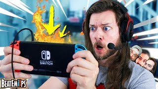 1 ADDICTIVE Nintendo Switch Game & 4 ADDICTED Gamers.