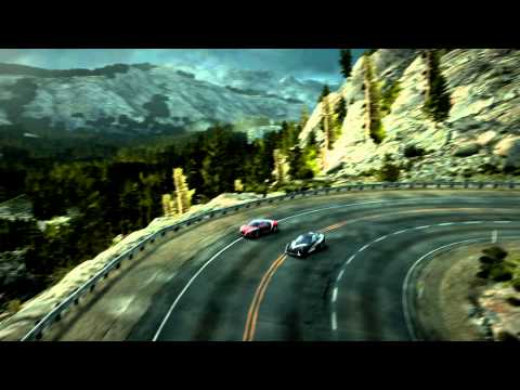 Need For Speed The Run Carbon Challenge Series Trailer
