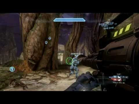 Halo 4: Rock 'N Rail W/ Commentary