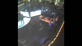 Liveleak.com - Woman dancing at karaoke club killed by falling video plasma screen
