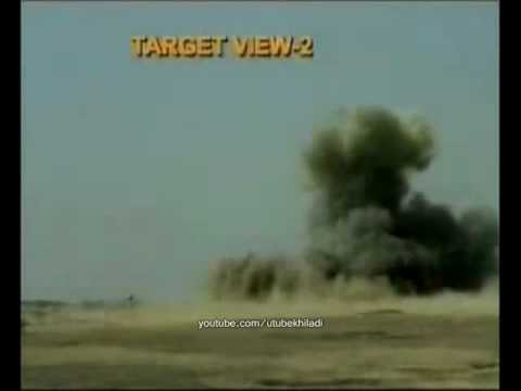Indian army NAG Anti-Tank guided missile test firing from NAMICA