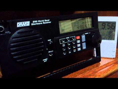 Radio Santa Monica (presumida) - 4965 kHz
