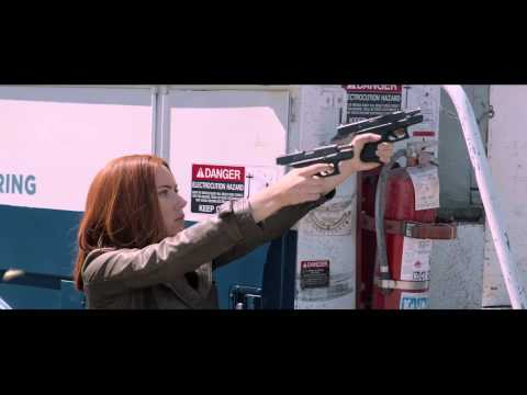 Marvel's Captain America: The Winter Soldier | Black Widow | In Cinemas April 3