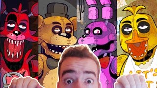 A ÚLTIMA NOITE?! - 5 Nights At Freddy