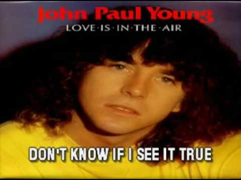 John Paul Young   Love Is In The Air