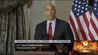 FLASHBACK: Cory Booker Praises Jeff Sessions For Civil Rights Work