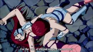 Erza Scarlet vs Erza Knightwalker AMV