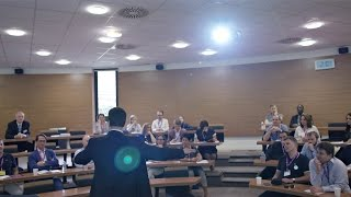The INSEAD Executive MBA: A Transformative Journey